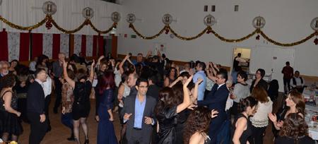 سری آخر عکسهای جشن یلدای ستین
