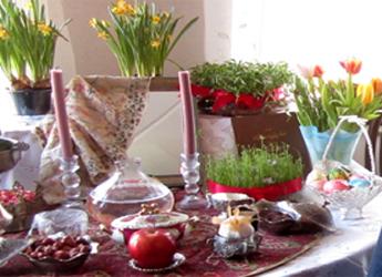 عیدنوروز و سیلی آبدار