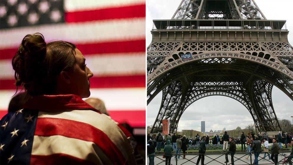 EU kan införa hårdare visumregler för amerikaner