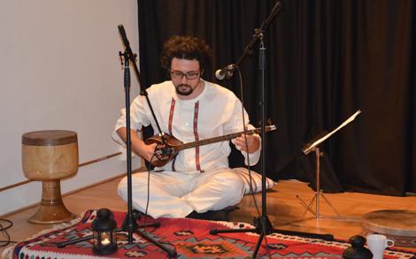 شب ساز ایرانی در ستین برگزار شد