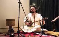 معلم موسیقی «ستین» برای اهواز می خواند