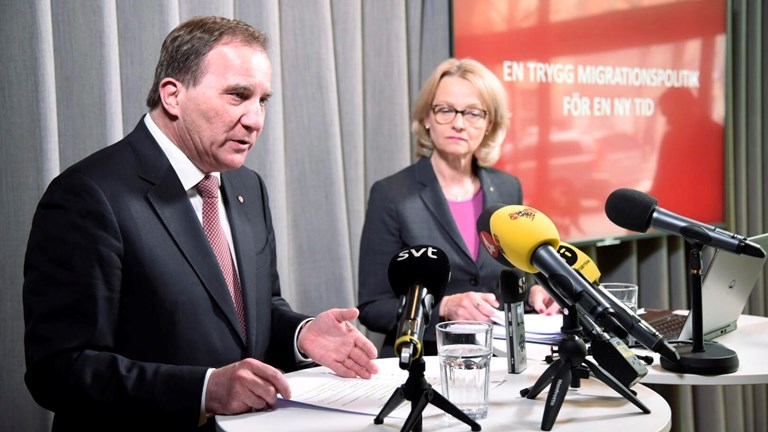 سیاست سختگیرانه پناهنده پذیری در سوئد